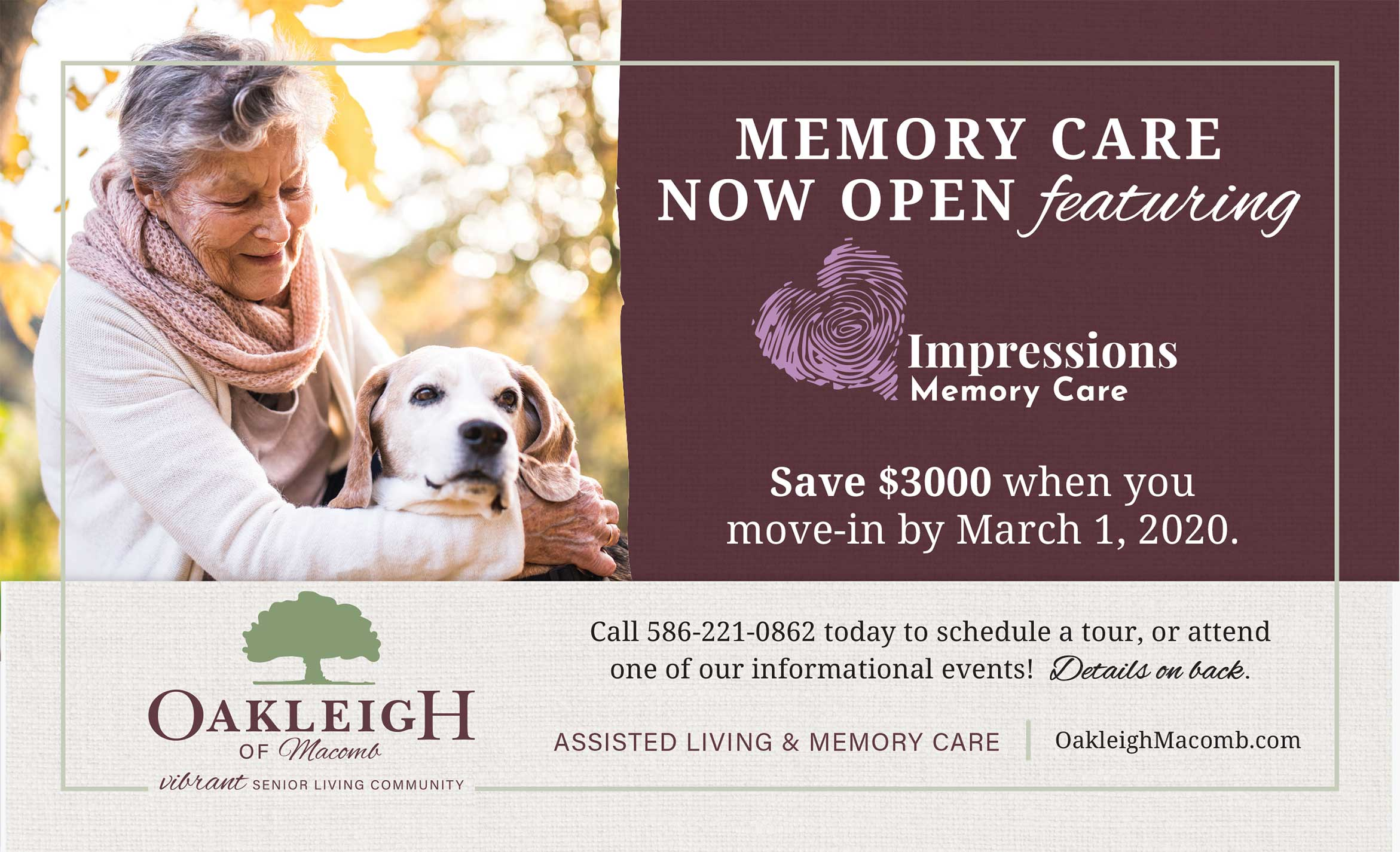 Memory Care Event January 2020
