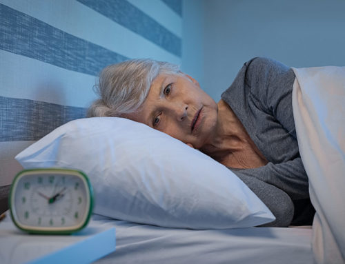 Tips for Seniors to Get a Good Nights Sleep