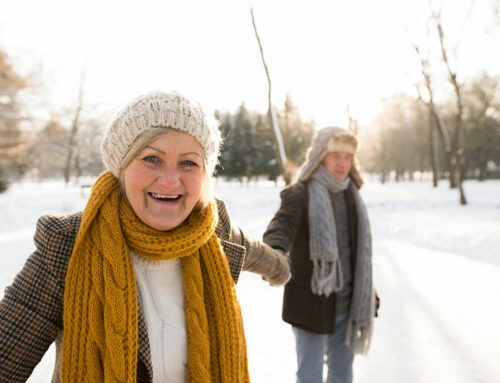 How Seniors Can Stay Healthy This Winter